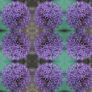 AliumforSpoonflower