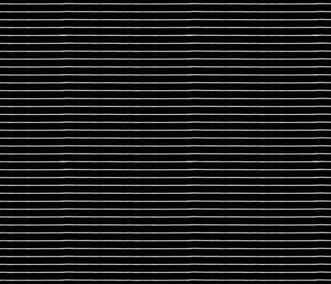 Chalkboard Stripe fabric by designergal on Spoonflower - custom fabric