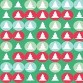 Christmas tree polka