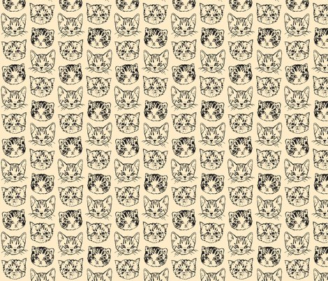 Cute_cats_lt_natural_dark_grey_shop_preview