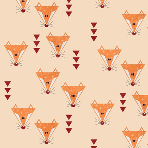 Triangle foxes