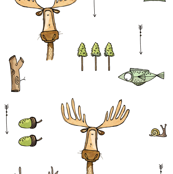 Mooses and things