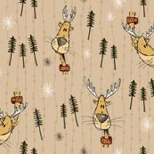 Oh Deer gone wild