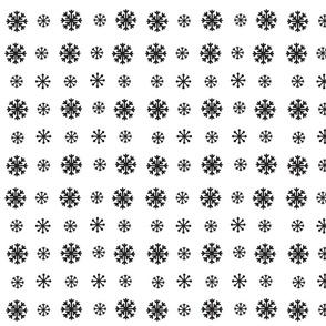 Snowflakes onyx