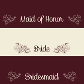 Bachelorette Party Sashes