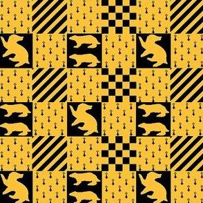 Badger quidditch