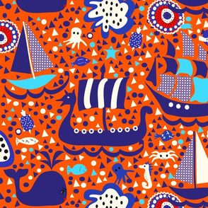 Torrid Sea for Maia