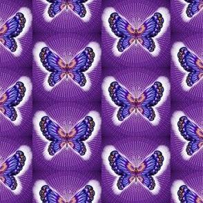 Radiant Purple Butterfly