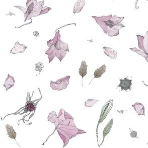 Blandade Blommor (Mixed Flowers)