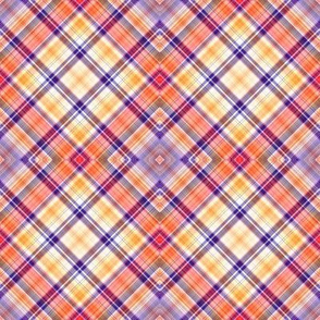 TIGER DIAGONAL PLAID 1