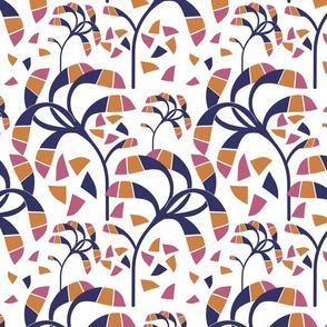 Palm Tricolor