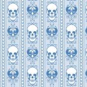 Baroque-skull-pattern-stripe_blue_repeat_shop_thumb