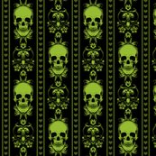 Baroque-skull-pattern-stripe_green_repeat_shop_thumb