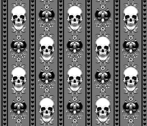 Baroque-skull-pattern-stripe_grey_repeat_shop_preview