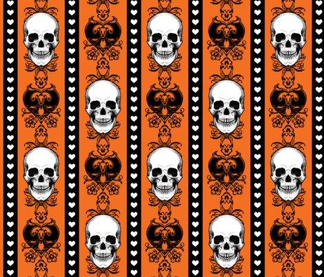 Rbaroque-skull-pattern-stripe_orange_repeat_shop_preview