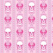 Baroque-skull-pattern-stripe_pink_repeat_shop_thumb
