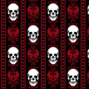 Baroque-skull-pattern-stripe_red_repeat_shop_thumb