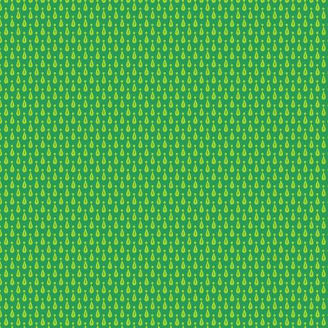 Peoria Pendants - Lush Growth fabric by siya on Spoonflower - custom fabric