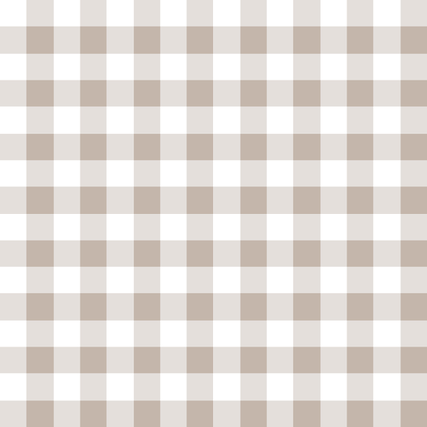 Gingham in Belgian Linen fabric by lilyoake on Spoonflower - custom fabric