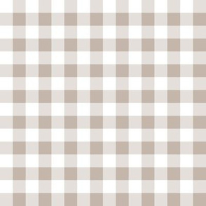 Gingham in Belgian Linen