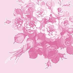 Jane's Rose Bouquet in sorbet
