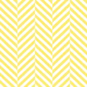 herringbone LG lemon yellow
