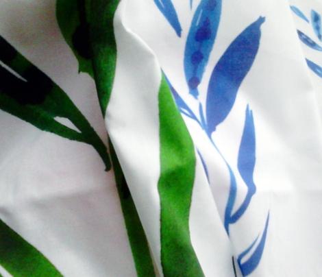 cestlaviv_paintedleaves_rainforestgreenstripe_9x18