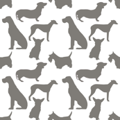 Dogs Gray