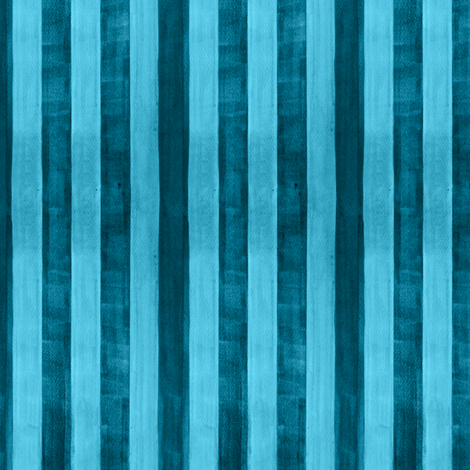 Teal Coordinate fabric by unspookylaughter on Spoonflower - custom fabric