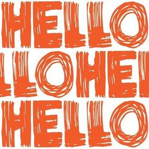 Hello Orange
