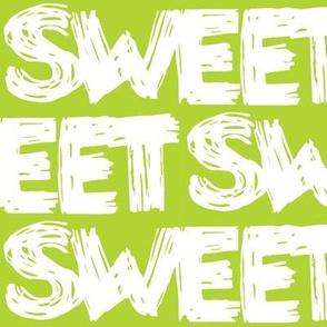 Sweet Lime Scribbles
