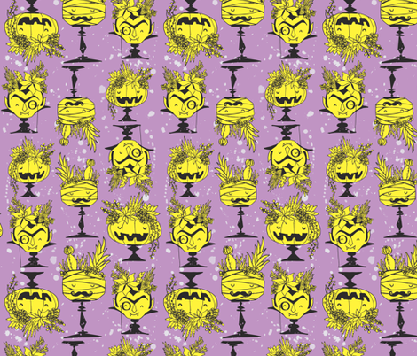 Succ (ulent) Your Blood - twilight fabric by tonia_dee on Spoonflower - custom fabric