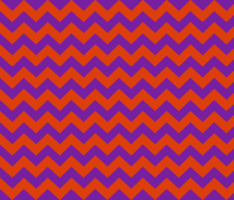 Lizzie's Medium Chevron fabric by gargoylesentry on Spoonflower - custom fabric