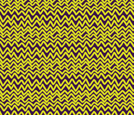 Springaling Chevron fabric by katebillingsley on Spoonflower - custom fabric