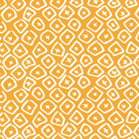 Reptile Scales fabric by tonia_dee on Spoonflower - custom fabric