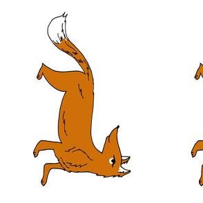 fox // plush plushie cut and sew pillow cut and sew designs fox foxes cute animal nursery