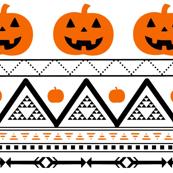 Aztec Pumpkins