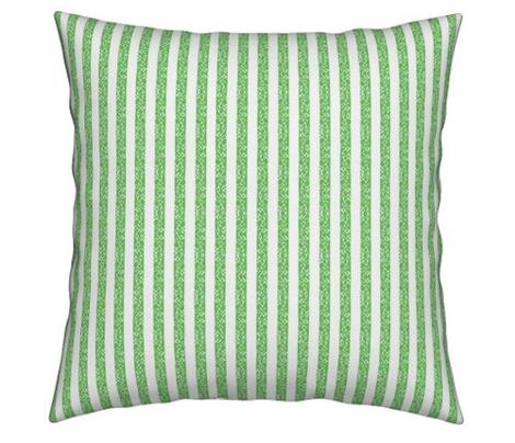 Buzz Stripe - Bright Apple Green