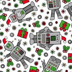 Merry Robots