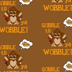 Gobble Brown