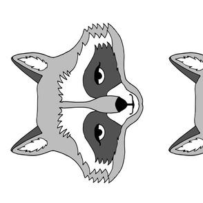 Plush Raccoon by Andrea Lauren