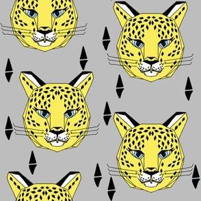 Snow Leopard - by Andrea Lauren