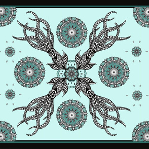 Squid Mandala FQ