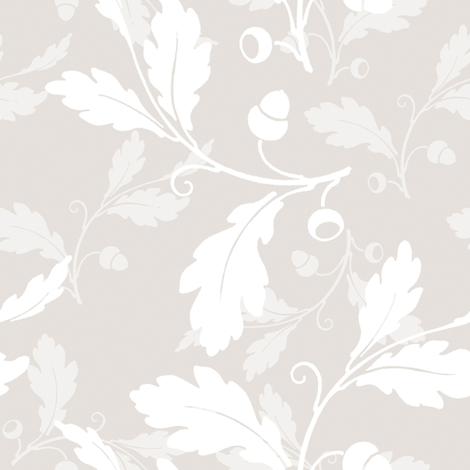 October Eves in Belgian linen fabric by lilyoake on Spoonflower - custom fabric