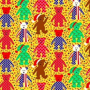 Collector Beanbag Bears