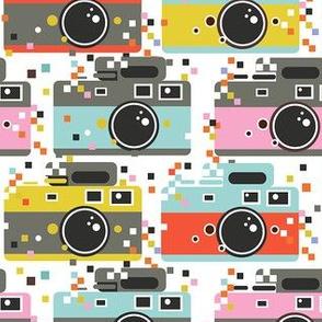 Pixels Cameras