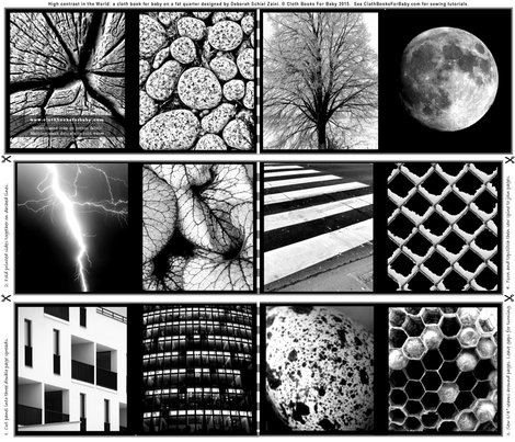 CLOTHBOOK-BW-WORLD fabric by debsch on Spoonflower - custom fabric