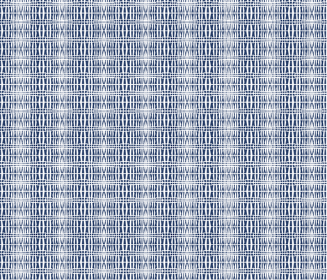 exclamation-navy fabric by sarahgdesign on Spoonflower - custom fabric
