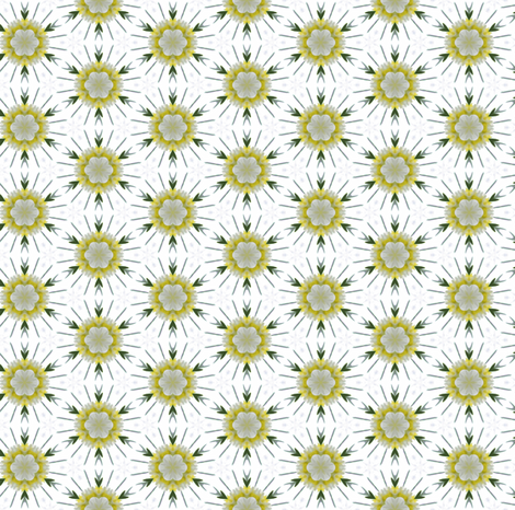 Daffodil5 fabric by bahrsteads on Spoonflower - custom fabric