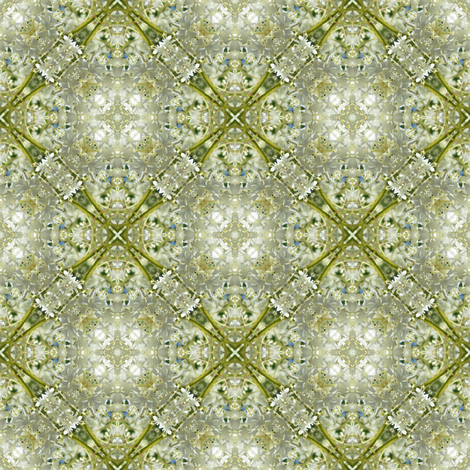 WhiteLilac10 fabric by bahrsteads on Spoonflower - custom fabric